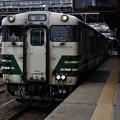 写真: 男鹿線キハ40乗車の旅 04