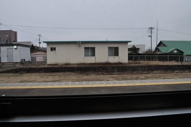 男鹿線キハ40乗車の旅 12