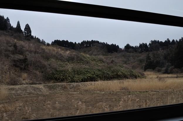 男鹿線キハ40乗車の旅 17