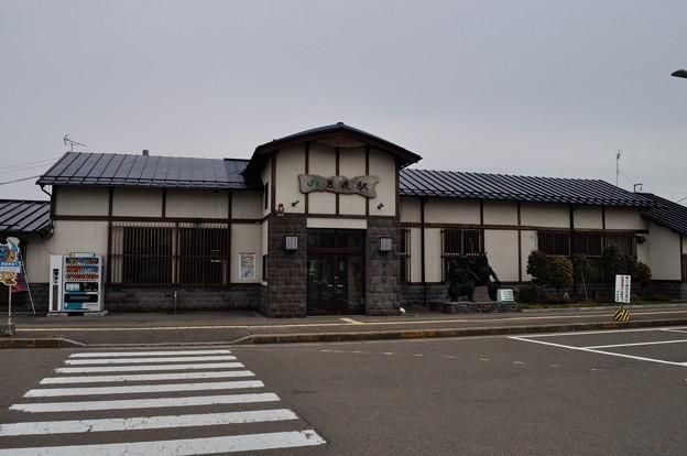 男鹿駅現駅舎紹介 05