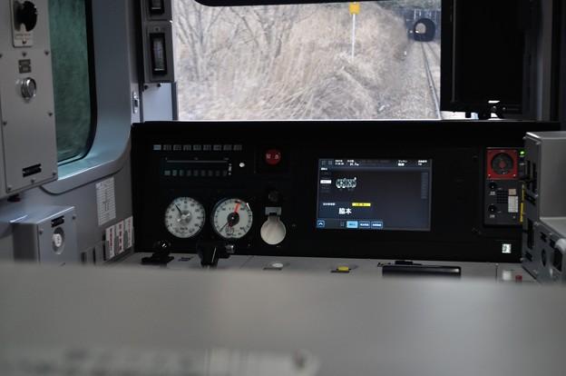 男鹿線EV-E801系乗車の旅 30