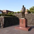Photos: 秋田県立博物館 小畑勇二郎銅像