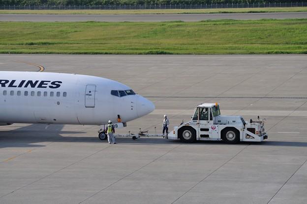 フォト蔵0529秋田空港JAL 01