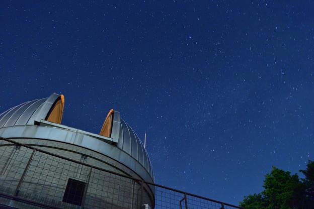 写真: 天文台