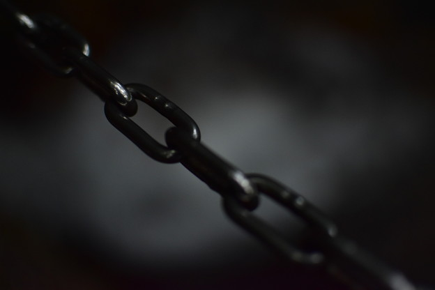 Photos: 鎖