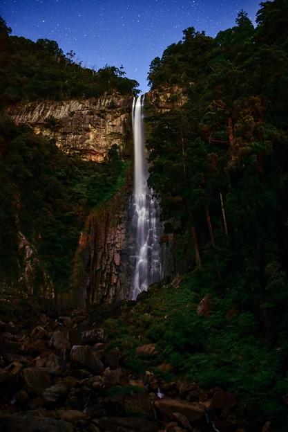 Photos: 那智の滝・夜