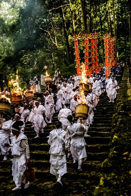 那智の滝扇祭り-3
