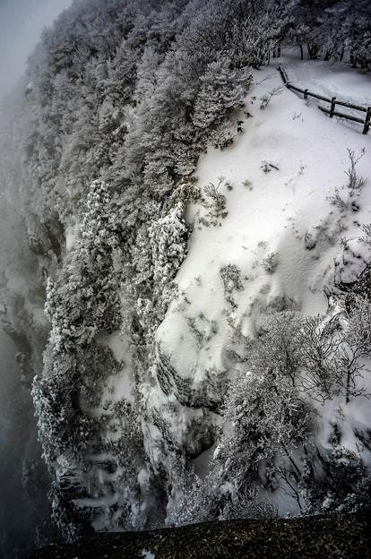 厳冬の御在所-3