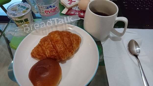 Photos: BreadTalkのクロワッサン