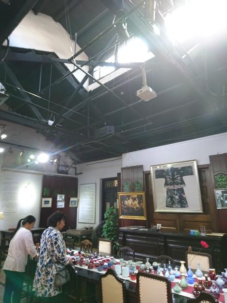 上海田子坊の中国有名画家