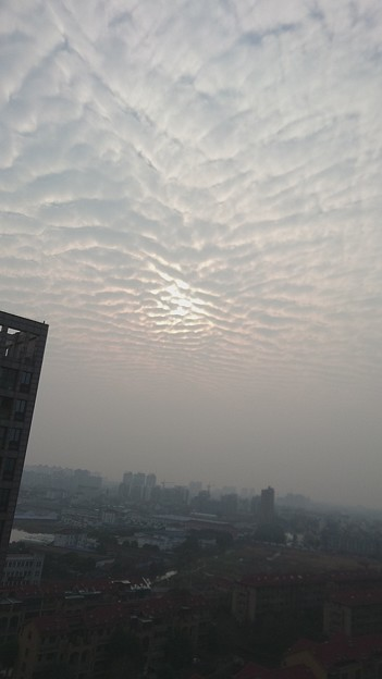 Photos: 面白い雲