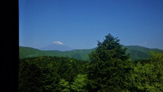 五月の富士山