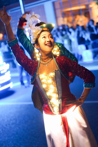 USJ 2018 ユニバーサル・スペクタクル・ナイトパレード~ベスト・オブ・ハリウッド