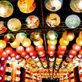 大阪 中之島 光の交流プログラム 台南ランタン