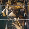 Photos: 奈良 東大寺 仁王像 あぎょう像