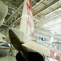 岐阜 かかみがはら 航空宇宙博物館にて