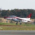 Photos: 赤白のT-4