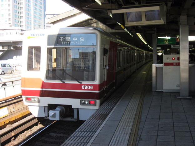 北大阪急行 8000形 8006F