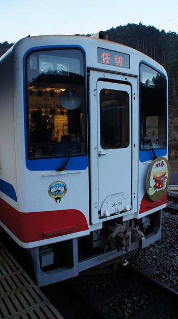 三陸鉄道 36-701