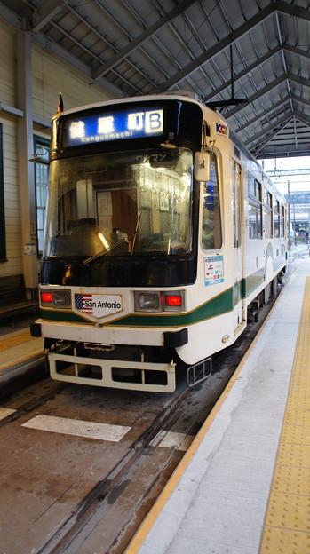 熊本市電 8801
