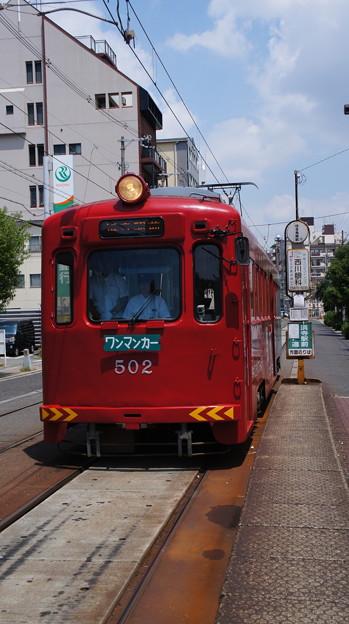 阪堺電軌 502