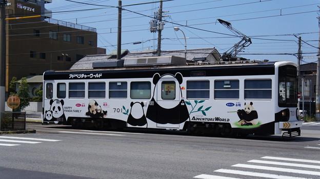 阪堺電軌 701