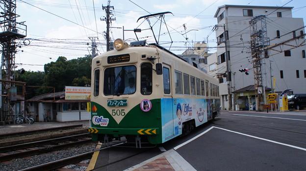 阪堺電軌 505