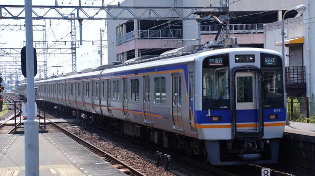 南海 8000系 8011F