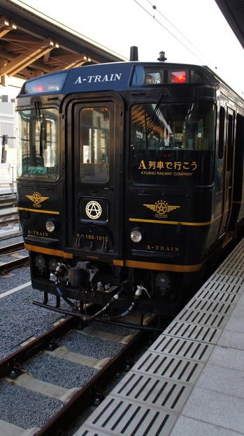JR九州 キハ185 1012