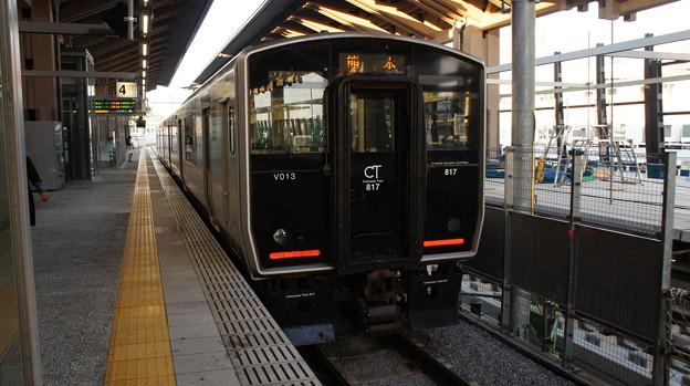 JR九州 817系 VT013