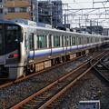 写真: 225系 HF437