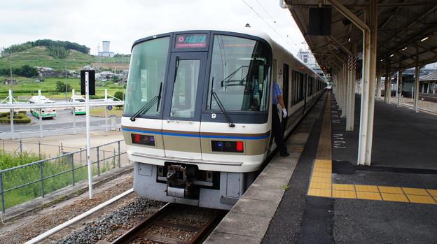 Photos: 221系 NA431