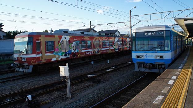 遠州鉄道 2000形 2001編成と2002編成