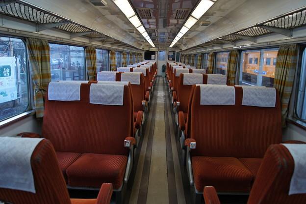 大井川鐵道 16000系 16002F 車内