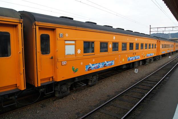 大井川鐵道 オハ35