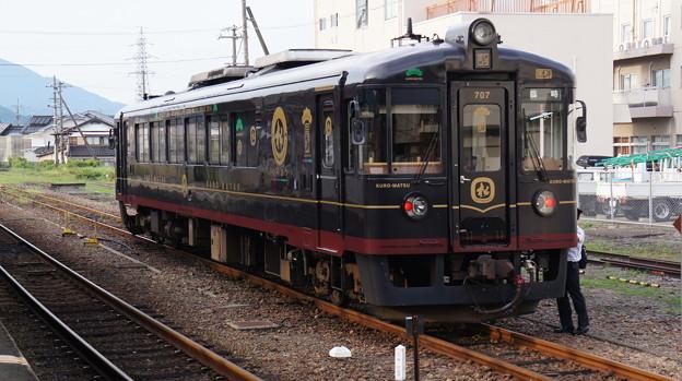 丹鉄 KTR707