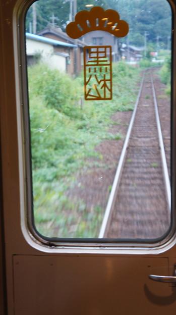 丹鉄 KTR707 車内