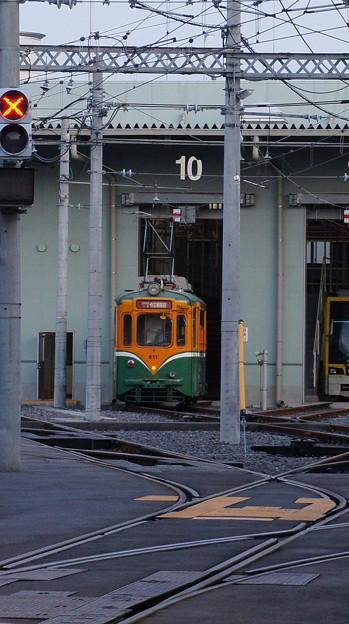 鹿児島市電 611