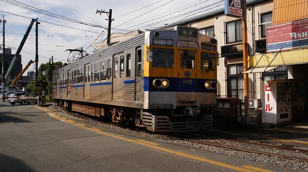 熊本電鉄 6000形 6231A編成