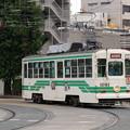 写真: 熊本市電 1091