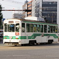 写真: 熊本市電 1201