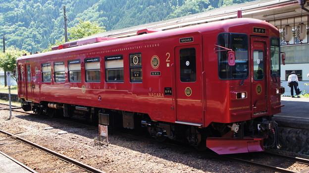 長良川鉄道 ナガラ300形 302