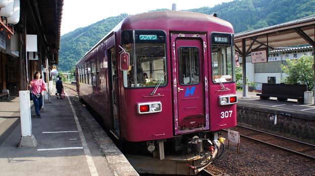 長良川鉄道 ナガラ300形 30