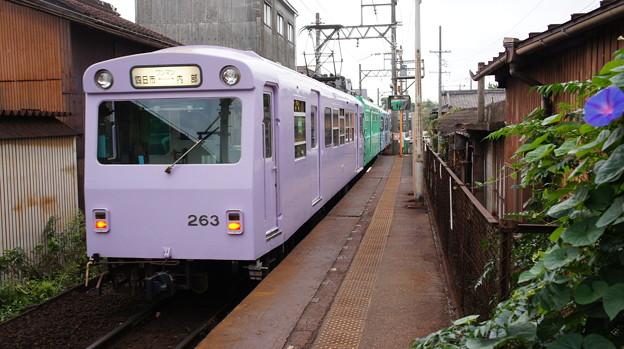 四日市あすなろう鉄道 260系 U63