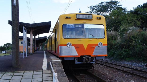 三岐鉄道 801系 803F