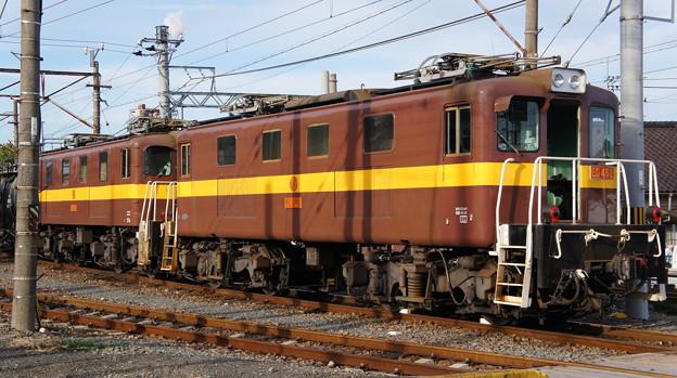 三岐鉄道 ED452