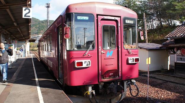 長良川鉄道 ナガラ300形 306