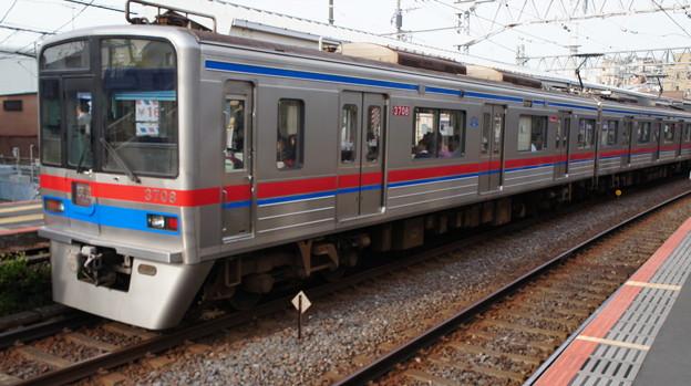 京成 3700形 3708F