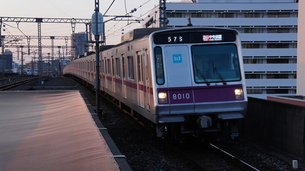 東京メトロ 8000系 8010F
