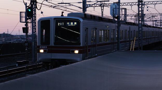 東武 20000系 21803F